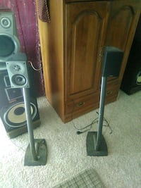 two black and gray metal rods Bakersfield, 93305