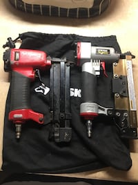 Black and red porter cable nailer Corpus Christi, 78404