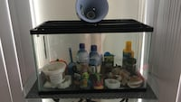 Hermit Crab Tank, food, water, and accessories Alexandria, 22303