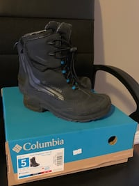 Children Columbia size 5 winter waterproof boots Vaughan, L6A 0V1
