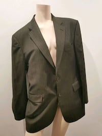 burberry men's  suit jacket