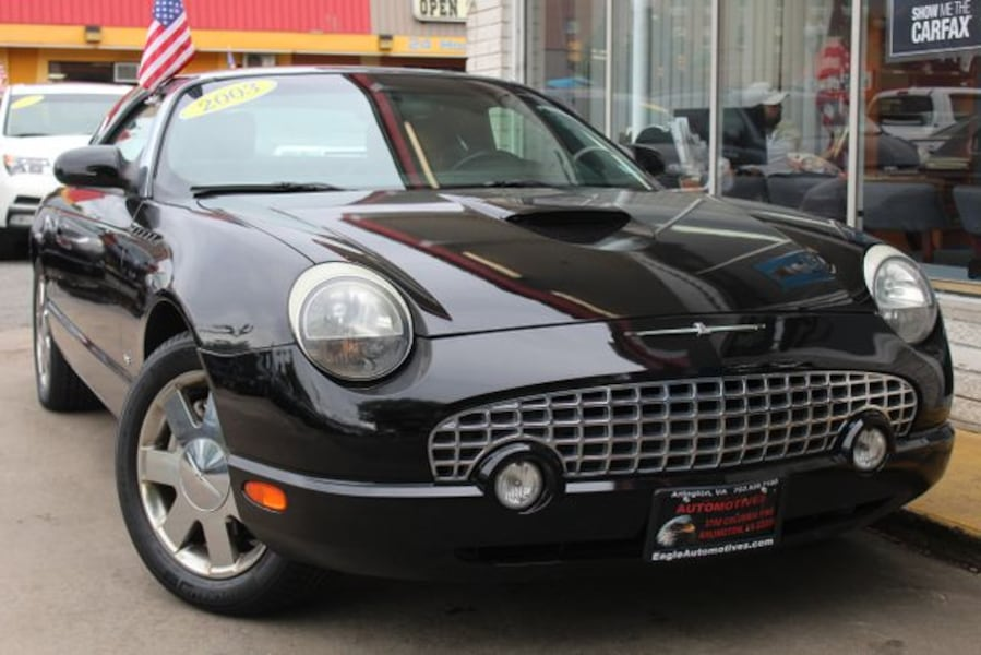 2003 Ford Thunderbird for sale 4d7711c8-6e4d-4308-95e2-d648d490ddfa