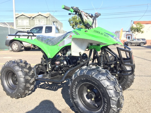 Coolster 125cc atv quad
