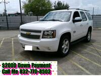 Chevrolet - Tahoe - 2013 $2000 DOWN PAYMENT Houston