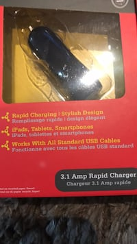 Car changer with two USB slots Dundas, L9H 7S2