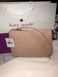 Authentic Kate Spade Purse crossbody- pink - new  Pickering, L1V 5N2