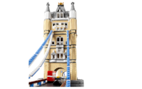 Lego 10214 - London Tower Bridge - Lepin 17004 null