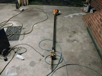 Pole saw and grappler bucket Fleming, 31309