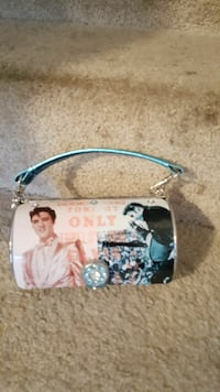 Elvis metal purse San Jose, 95110