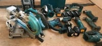 KIT MAKITA 18V 5Ah Como, 22100