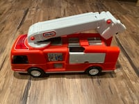 Fire-Truck Toy Sterling