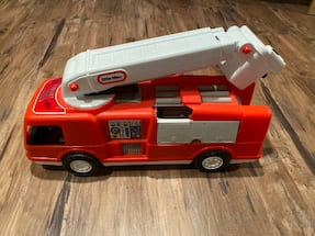 Fire-Truck Toy
