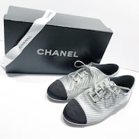 Chanel lace up loafer Vancouver, V6R 3B6
