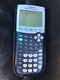 ti84 graphing calculator Alhambra, 91801