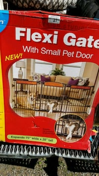 FLEXI GATE PET GATE Monrovia, 21770