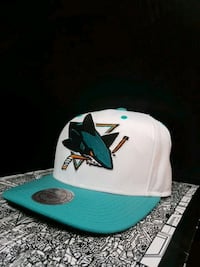 Snapback mitchell & ness san jose sharks Champagne-au-Mont-d'Or, 69410