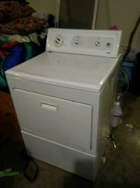 white front load clothes dryer Murfreesboro, 37129