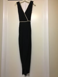 Black and white spaghetti strap dress Arlington, 22203