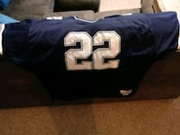 Dallas Cowboys #22 Throwback Jersey Waldorf