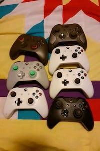Good condition  20 dollar each 360 xbox control