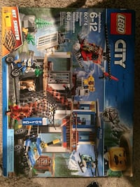 LEGO city mountain police headquarters  Calgary, T2Y 1Y1