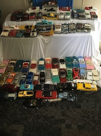 Assorted die-cast car collection contact  [TL_HIDDEN]  Collinsville, 62234