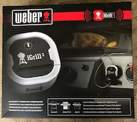 Brand new Weber iGrill3 Thermometer Mission Viejo, 92691