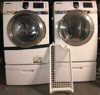 Samsung XXL Washer and matching Dryer Bakersfield, 93314