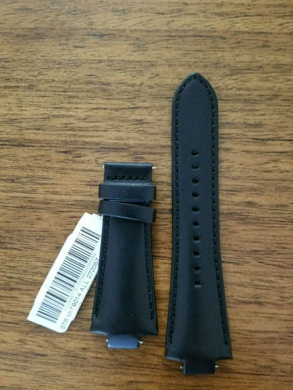 Michael Kors 12.5 Men's Leather Watch Band 0