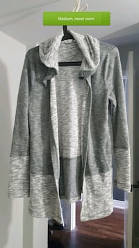 gray cardigan Barrie, L4N 8N8