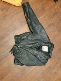 Mens Leather Jacket Cambridge, N1R 3K6