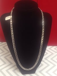925 sterling silver chain Italian made Mississauga, L5R 3Y7