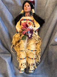 A $45 Ashton Drake Indian Doll for Just $25 SEE BELOW PRECAUTIONS