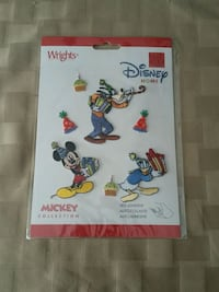 Mickey Mouse embroidered patches  North Oaks, 55127