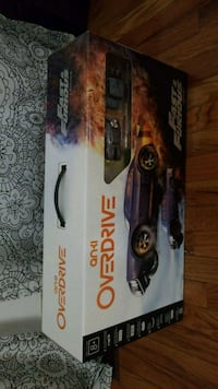 Anki race car toy fast and furious new unopened Toronto, M2H 2P5