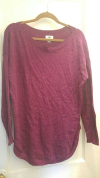 size L Old Navy tunic sweater Windsor, N8Y 3B3