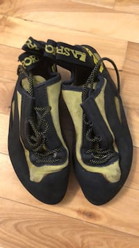Chaussons d'escalade Sportiva Miura Montreal, H4H 2P4