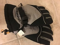 Rossignol Men Gloves (New) and Windriver Gloves Burnaby