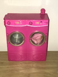 Barbie Washer Dryer Laundry Furniture Fall River, 02720