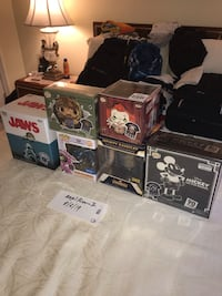 FUNKO Pop Bundle pieces and Multipacks 4 Sale or Trade Fairfax, 22031