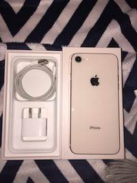 gold iPhone 7 in box Prospect Vale, 7250