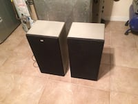 Sony speakers  Maple Ridge, V4R