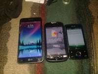 black Samsung Galaxy android smartphone Winnipeg