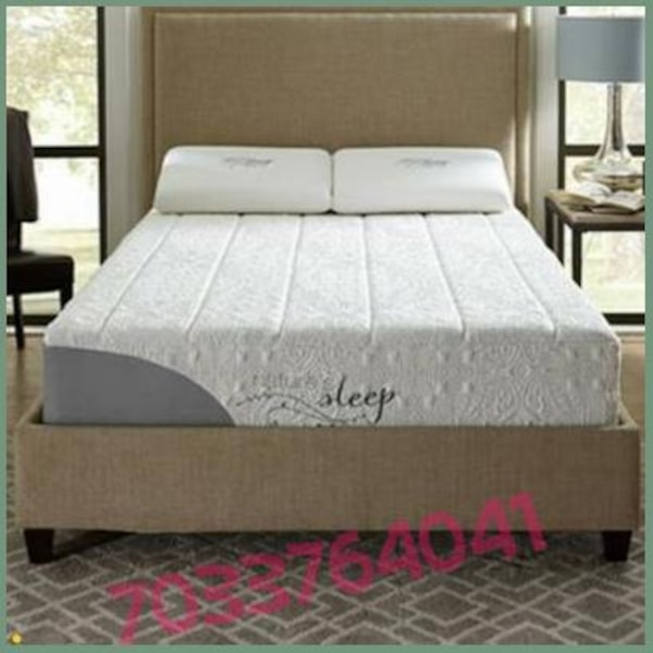 Mattress Queen  Set 6c6e4b15-5e2e-4a3c-8f65-868f88b0d4d6