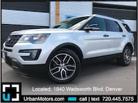 Ford Explorer 2016 Denver