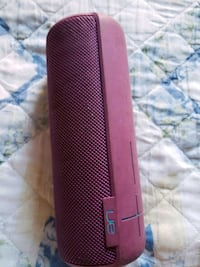 black and red portable speaker Queens, 11416
