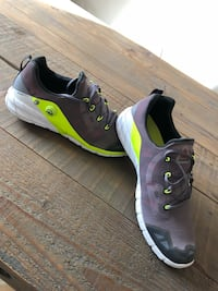 Men's Reebok running shoes