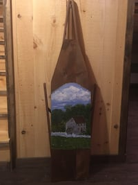 Hand painted wooden ironing board Hedgesville, 25427