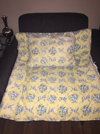 Sleeping Bag with matching pillow (excellent condition, never used) Goose Creek, 29445