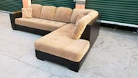 Sectional couch delivery available!!! Norwalk, 90650
